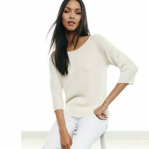 Neiman Marcus Cashmere Collection Sweater